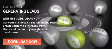 Five Keys to Generating Leads